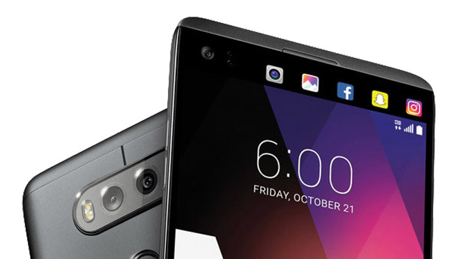 LG V30, teknik özellikleri