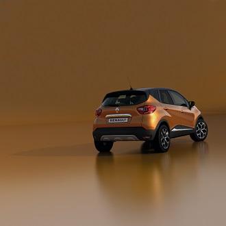 Yeni Renault Captur : Daha çekici…
