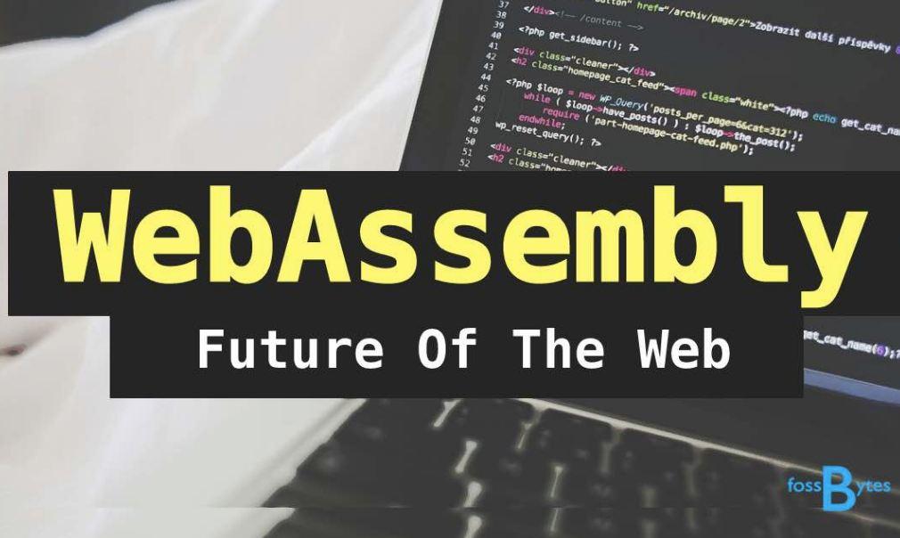 Dev Şirketler WebAssembly İçin Birleşti!