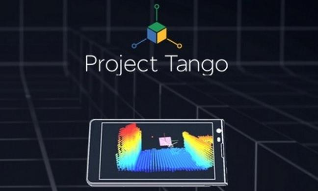 Google Project Tango ile Yeni Oyunlar Yayınlandı