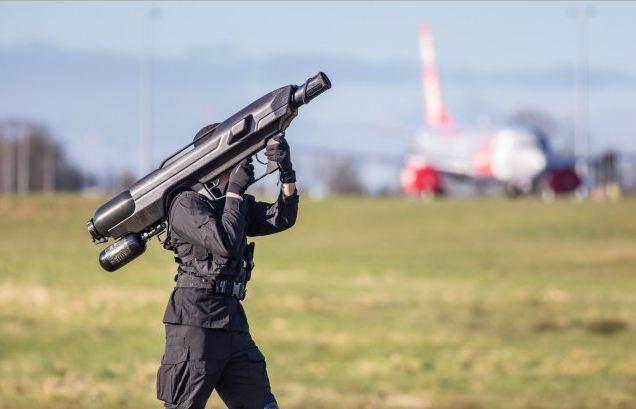 DroneShield, Droneları Avlamak İçin Geliyor