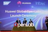 """Huawei 15 yeni """"Global OpenLabs"""" laboratuvarına 200 milyon dolar yatırım yapacak"""