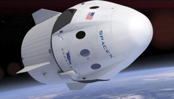 HP İle SpaceX Uzaya Beraber Çıkacak
