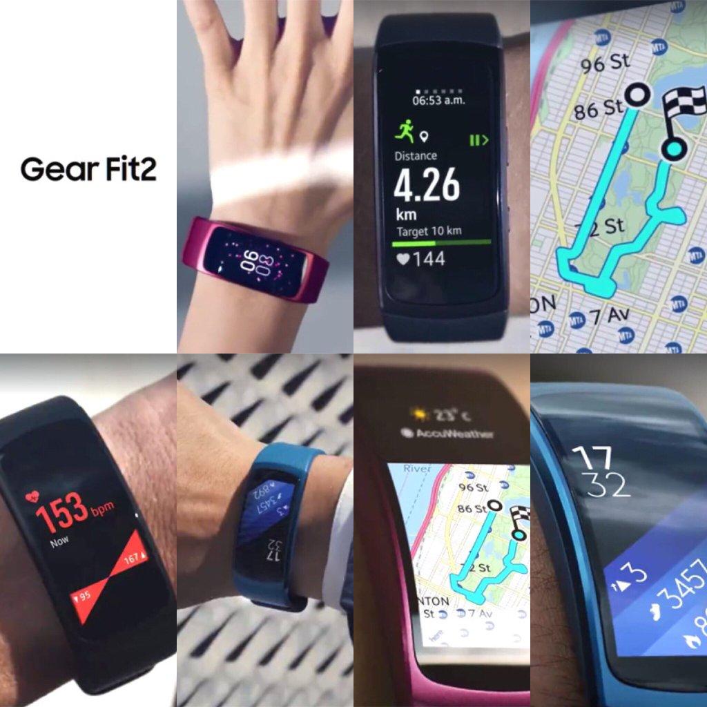 Gear Fit 2 Pro Modeli Resmi Bir Şekilde Onaylandı