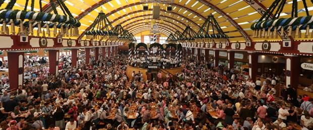 Oktoberfest İçerisinde QR Kod Kullanarak Ödeme Yapılabilecek