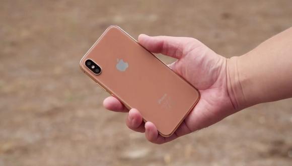 Bakır Renk Özellikli iPhone 8 Modelinin İsmi Kesinleşti Mi?
