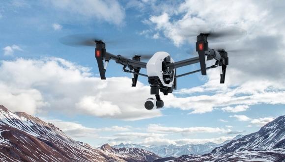 DJI'ya Ait Olan Drone'lara Gizlilik Modu Özelliği
