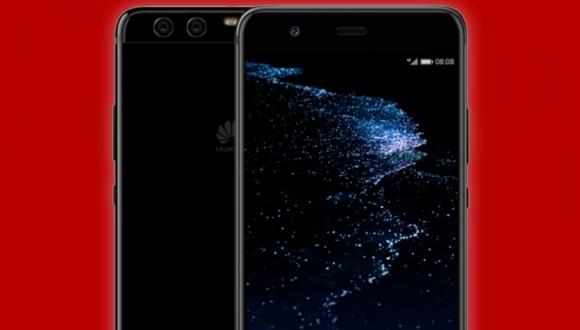 Huawei'nin P10 Plus Modeline Yeni Bir Tane Renk Seçeneği Açıklandı