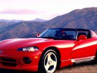 Dodge Şirketine Ait Son Viper Modeli Bant Üzerinden İndi