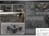 TSK İçin Komple Yerli Bir Robot Üretimi Desteği