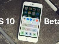 iOS 10.2 Beta 6 Sürümü Yayınlandı