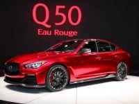 2017 İnfiniti Q50 Üstün Özellikleri İle Dikkat Çekiyor