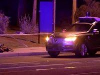 Sürücüsüz aracı yaya ölümüne neden oldu