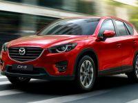 2017 Yeni Kasa Mazda CX-5 Görücüye Çıktı