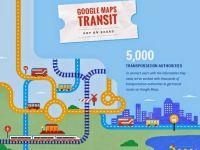 Google'ın Toplu Taşıma Uygulaması Google Transit Yayınlandı