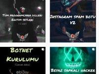 Türk Hacker Siber Savaş Başlattı