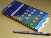 Samsung'un Galaxy Note 7 Operatör Desteği Tamamen Kesiliyor