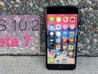 iOS 10.2 Beta 7 Güncellemesi Yayınlandı
