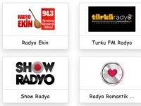 En Çok Dinlenen Radyo Siteleri