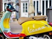 Motosiklet Dünyasının Gözdesi: Vespa
