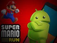 Super Mario Run Android Cihazlarda Kullanılabilecek Mi?