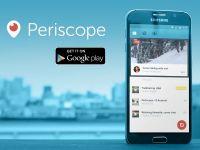 Periscope Kullanıcı Sayısı 10 Milyonu Aştı!
