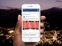 Facebook Live'dan sonra Facebook Live Audio geldi