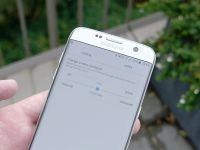 Android 7.0 Nougat güncellemesi S7 ve S7 Edge'nin QHD ekranını Full HD'ye düşürüyor!
