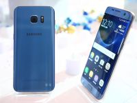 Galaxy S7 Edge Mercan Mavisi Rengiyle Geliyor