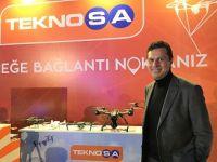 Yeni teknolojilerin adresi TeknoSA  Türkiye Drone Ligi'nin destekçisi oldu!