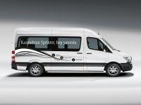 Mercedes-Benz'in kazandıran aracı Sprinter,  Mersinlilerle buluşuyor