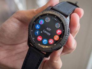 Samsung Gear S3 Tanıtım Videosu!