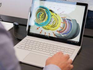 Microsoft Surface Book i7 Tanıtım Videosu