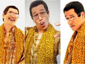 PPAP Pen Pineapple Apple Pen Klibi